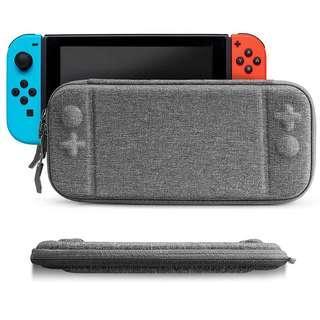 Nintendo Switch Slim Grey Waterproof & Shockproof Travel Case
