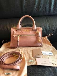 Miu Miu Bag 100%real 90%new