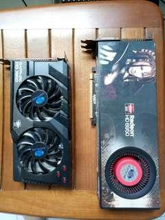 WTS Faulty Graphic Cards