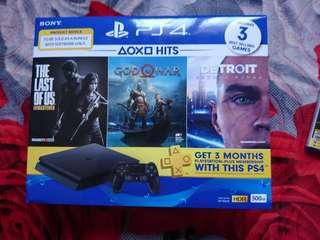 ps4 bundle set