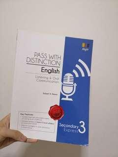 🚚 Pass with Distinction English Listening & Oral: with e book and multimedia content included