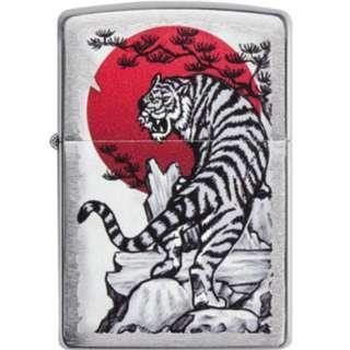 Zippo Asian Tiger Design