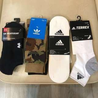 Various socks all brand new