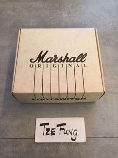 Marshall footswitch 全新$200
