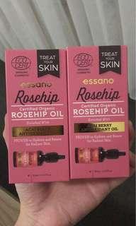 🇳🇿紐西蘭Essano有機天然玫瑰油