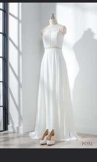 White Gown / Dress