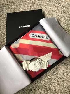 BNIB - Chanel Scarf 59cm x 59cm