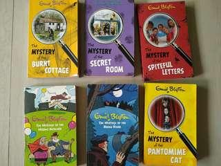 🚚 Enid Blyton Mystery Series