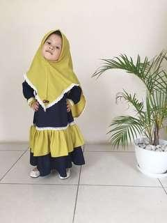 PO Gamis Anak Limited Gamis Aira
