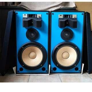 Vintage Sansui S-65 4-way 4-Speaker