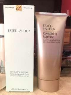 🚚 Estee Lauder Revitalizing Supreme Global Anti-Aging Body Creme