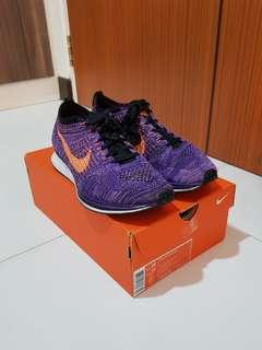 🚚 Nike Flyknit Racer Atomic Purple