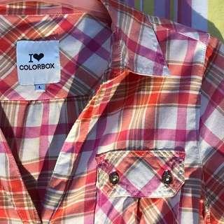 Colorbox Women's Flannel