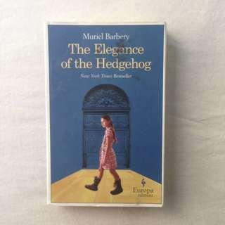 The Elegance of the Hedgehog by Muriel Barbery