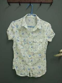 Floral women blouse