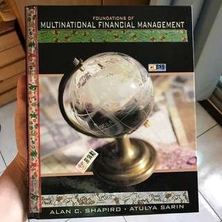 🚚 外文 大學用書 MULTINATIONAL FINANCIAL MANAGEMENT