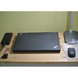 Thinkpad W540 Mobile Workstation (Revised Offer)