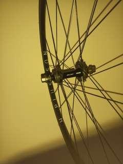 Hplusson Rear Wheel