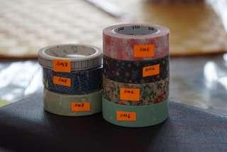 MT Washi Tapes & icco nico To Do Washi Tape
