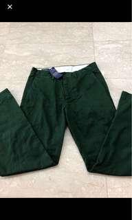 Ralph Lauren pants dark green