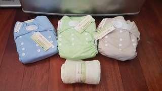 Lovely World Cloth Diaper