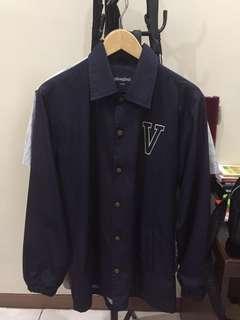 Coach Jacket Vacanseas size L navy