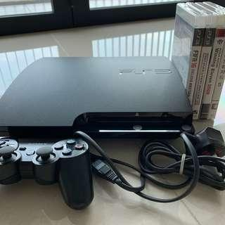 PS3 120GB CECH-2006A