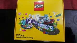 Lego Rumah Kampung