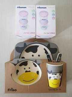 Friso baby & mum nursing & feeding essential
