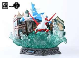 MFC Latois & Latsis Resin Statue (Pokemon)