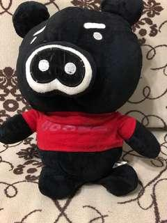 Black Pig公仔