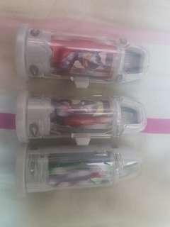 Ultraman geed capsule (taro,jack,nexus junis)