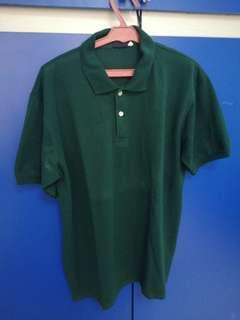 Tear Resistant and Negotiable! Fresh Forest Green Polo Shirt