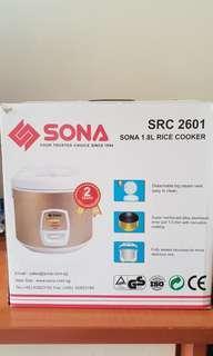 SONA RICE cooker