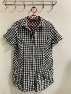 Checkerd Dress