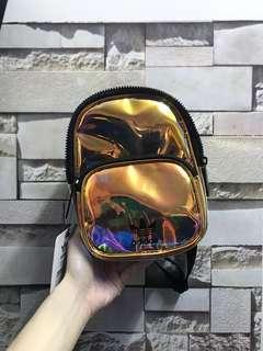 Adidas mini backpack 幻彩迷你背包