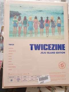 Twice jeju island sealed
