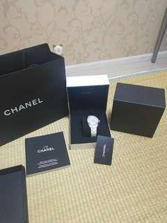 chanel J12 38MM Automatic watch