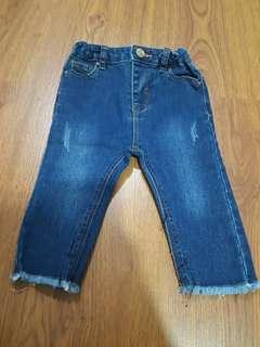 Poney jeans baby girl