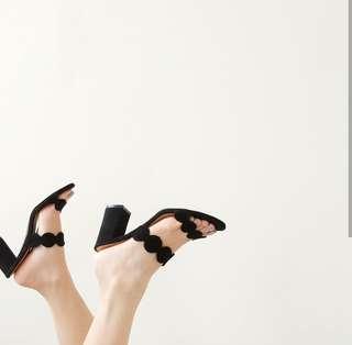 Protea Heels - Black
