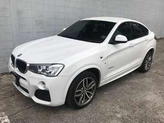 BMW X4 2.0d M Sport