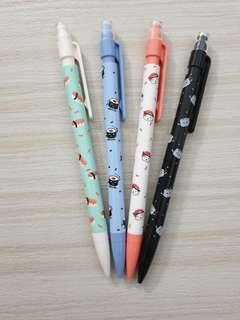 Sushi design mechanical pencils 0.7