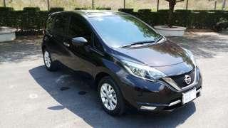 Nissan Note 1.2AT