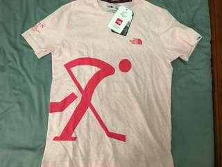 The North Face PyeongChang 2018 t-shirt M BNWT