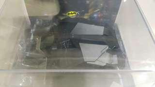 """Rare Eaglemoss 1:43 Special Batman Automobilia """"The Bat"""""""