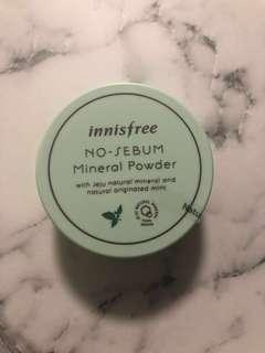 Innisfree - No Sebum Mineral Powder 3g