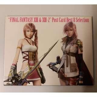 PS3 PS4 最終幻想13 Final Fantasy XIII 特典