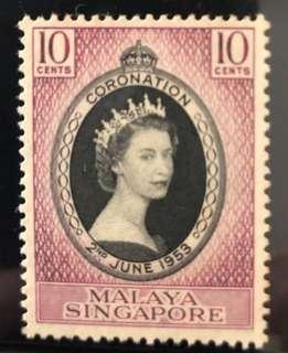 1953 Coronation (Queen Elizabeth II)