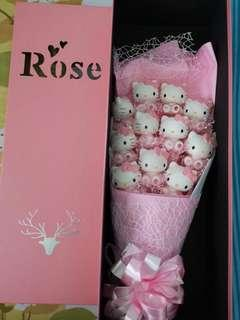 🚚 Hello Kitty Bouquet Lover Woman Gifts Idea