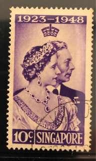 1948 Royal Silver Wedding (King George VI)